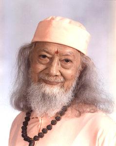 Paramahamsa Hariharananda souriant
