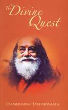 Couverture du livre Divine Quest de Paramahamsa Hariharananda