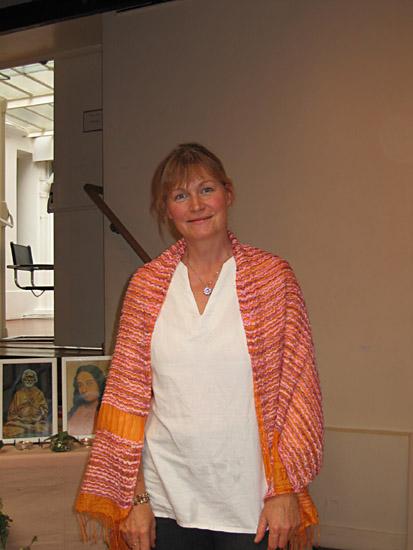 Kriyavan au programme de Kriya Yoga de Paris en juin 2005