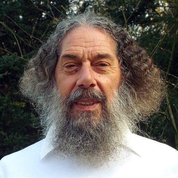 portrait de Rajarshi Peter Baba Kriya Yoga Hollande