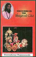 Couverture du livre Discourses on the Bhagavad Gita de Paramahamsa Prajnananada