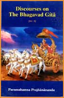 Couverture du livre Discourses on the Bhagavad Gita 2 de Paramahamsa Prajnananada