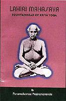 Couverture du livre Lahiri Mahasaya de Paramahamsa Prajnanananda