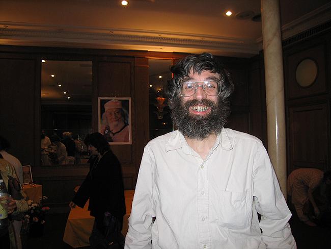 Carole au programme de Kriya Yoga de Paris en novembre 2006