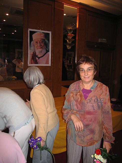 Kriyavan au programme de Kriya Yoga de Paris en novembre 2006