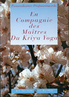 Couverture du livre en compagnie des maitres du Kriya Yoga par Paramahamsa Prajnanananda