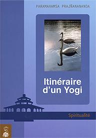 Couverture du livre itinéraire d'un Yogi de Paramahamsa Prajnanananda