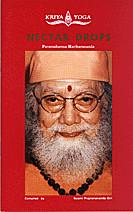 Cover Nectar Drops from Paramahamsa Hariharananda