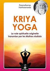 Couverture du Livre Kriya Yoga par Paramahamsa Hariharananda aux édition du Dauphin