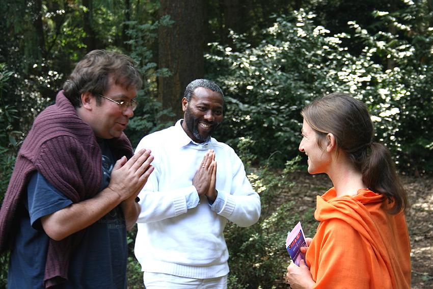 Centenaire Baba à Sterksel Août 2006
